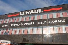 Custom graphics new UHAUL storage