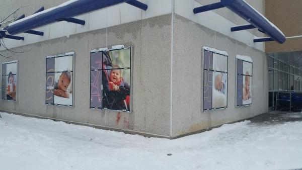wall graphics buy buy BABY corner