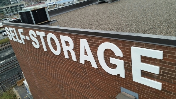 SELF-STORAGE 3D letters